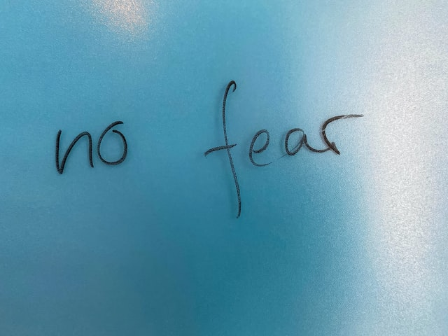What is Fear and why it is dangerous for human growth?