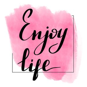 Life is all about Joy.